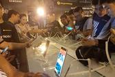Thế Giới Di Động giao Samsung Galaxy Note 7 cho khách hàng