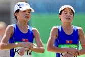 Sinh đôi, sinh ba dắt nhau chạy marathon Olympic