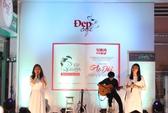 Khán giả lưu luyến với nhạc Trịnh trên đường sách