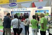 Sữa chua Vinamilk bày bán rộng rãi tại Thái Lan