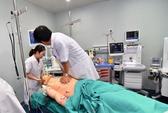 Lầu đầu tiên Việt Nam có phòng mô phỏng gây mê hồi sức