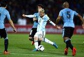 Messi ghi bàn, Argentina dẫn đầu Nam Mỹ