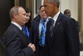 Đàm phán 90 phút, hai ông Obama và Putin vẫn bế tắc
