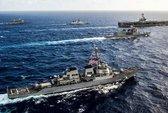 """Giới tư lệnh hải quân """"soi"""" biển Đông"""