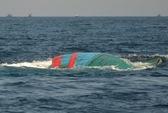 Tàu cá bị đâm chìm ở Hoàng Sa: Tìm 5 ngư dân mất tích