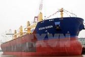 Tàu Việt Nam bị lật tại Myanmar sau va chạm với tàu chở dầu