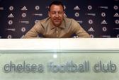 John Terry tái ký hợp đồng với Chelsea