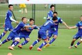 Tuyển Việt Nam đấu tập với tuyển U21