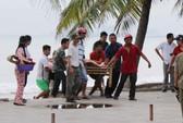 Nhân viên bảo vệ chết bất thường trên bãi biển