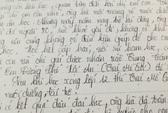 Nhói lòng bức thư gửi KTX Cỏ May của nữ sinh viên mồ côi