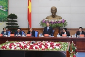 Giới thiệu chữ ký của Thủ tướng và 3 Phó Thủ tướng mới