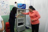 Thêm cabin sữa cho nữ công nhân nuôi con nhỏ