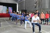 200 CNVC-LĐ tham gia hội thao