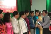 91 cán bộ tốt nghiệp cao cấp chính trị