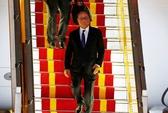 Tổng thống Pháp bắt đầu thăm Việt Nam
