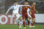 Đá 3 thua 2, HLV Trung Quốc vẫn ảo tưởng về World Cup 2018
