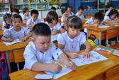 Không được tạo áp lực kiểm tra học sinh tiểu học
