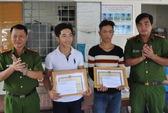 Biểu dương 2 thanh niên cứu 4 ngư phủ ngạt khí độc