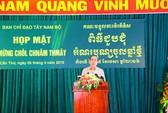 Người Khmer Nam Bộ đón Tết Chôl Chnăm Thmây