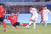 U19 Việt Nam: Hơn 20 cú sút, 0 bàn thắng