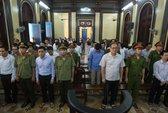 Đang tuyên án dàn lãnh đạo Ngân hàng Xây dựng Việt Nam