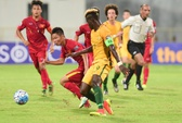 Xem màn trình diễn cực hay giúp U16 Việt Nam loại Úc