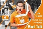 Gói cước Maxi Talk 888 siêu tiết kiệm từ Vietnamobile