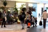 Rộ hình ảnh bà Yingluck mua sắm ở Anh