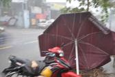 Sài Gòn mưa kèm sấm chớp, Long An mưa kéo dài