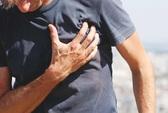 10% nam giới trung niên có trái tim