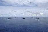 7 tàu sân bay Mỹ đồng loạt xuất hiện, Mỹ - Hàn tập trận hiếm thấy