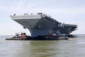 Siêu tàu sân bay của Mỹ dễ bị tấn công