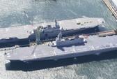Nhật tăng sức mạnh bằng tàu sân bay trực thăng thứ hai