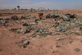 IS liều chết tấn công căn cứ được Mỹ hậu thuẫn ở Syria