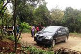 Bộ Nội vụ vào cuộc vụ cán bộ dùng xe công đi lễ