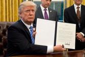 TT Donald Trump đưa vụ sắc lệnh nhập cư lên tòa án tối cao