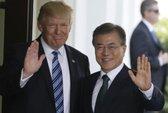 Ông Donald Trump kêu gọi Hàn Quốc cứng rắn với Triều Tiên