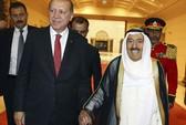 Tổng thống Thổ Nhĩ Kỳ tới vùng Vịnh