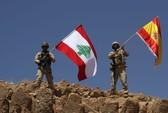 Quân Lebanon xông vào tiền đồn IS kéo cờ Tây Ban Nha