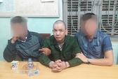 Tạm giữ 3 người thân che giấu cho tử tù Nguyễn Văn Tình
