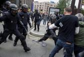 Hơn 840 người bị thương, Catalonia