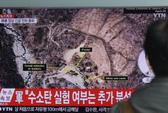 Bãi thử hạt nhân của Triều Tiên bị