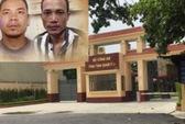 Khởi tố 3 cựu cán bộ trại giam T16 vụ 2 tử tù vượt ngục