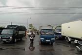 Dân vây trạm BOT Tasco Quảng Bình đòi miễn phí, Quốc lộ 1 ách tắc