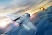 Mỹ tham vọng chế tạo vũ khí laser cho tiêm kích