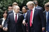 """Tổng thống Mỹ: Ông Putin """"bị xúc phạm"""" quanh cáo buộc bầu cử Mỹ"""