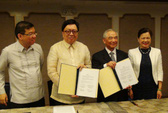 Philippines làm ăn với Đài Loan, Trung Quốc lo ngại