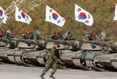 Vì Triều Tiên, Hàn Quốc
