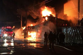 Đài Loan: Cháy nhà máy, 6 người Việt tử vong
