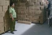 Tạm giữ lô đèn LED 5 tỉ đồng nghi nhập lậu